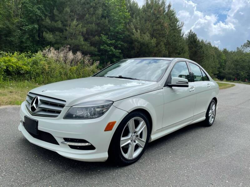 2011 Mercedes-Benz C-Class for sale at Carrera AutoHaus Inc in Clayton NC