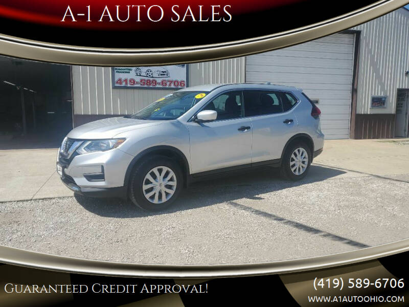 2018 Nissan Rogue for sale at A-1 AUTO SALES in Mansfield OH