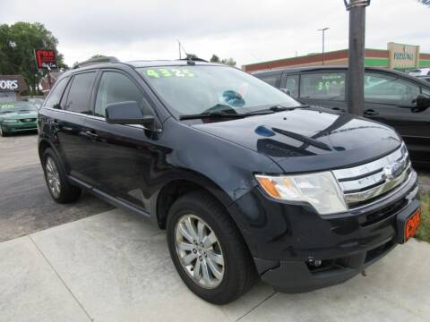 2008 Ford Edge for sale at Fox River Motors, Inc in Green Bay WI