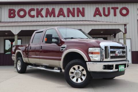 2010 Ford F-350 Super Duty for sale at Bockmann Auto Sales in St. Paul NE