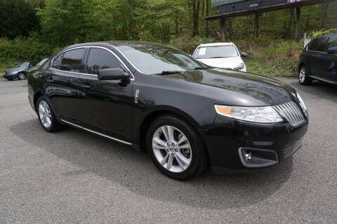 2012 Lincoln MKS for sale at Bloom Auto in Ledgewood NJ