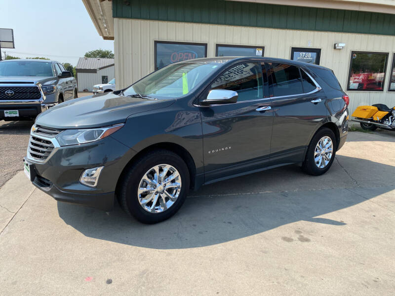 2018 Chevrolet Equinox for sale at Murphy Motors Next To New Minot in Minot ND