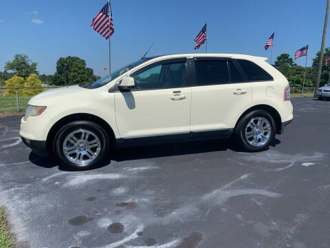 2007 Ford Edge for sale at Doug White's Auto Wholesale Mart in Newton NC