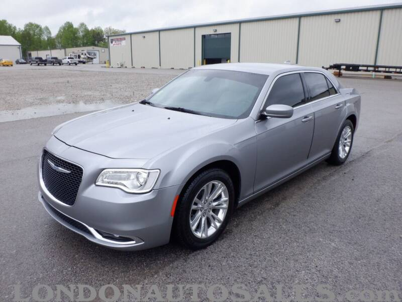 2018 Chrysler 300 for sale at London Auto Sales LLC in London KY