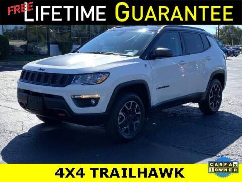 2019 Jeep Compass for sale at Vicksburg Chrysler Dodge Jeep Ram in Vicksburg MI
