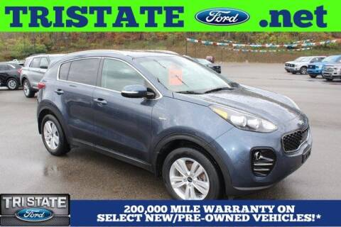 2018 Kia Sportage for sale at Tri State Ford in East Liverpool OH