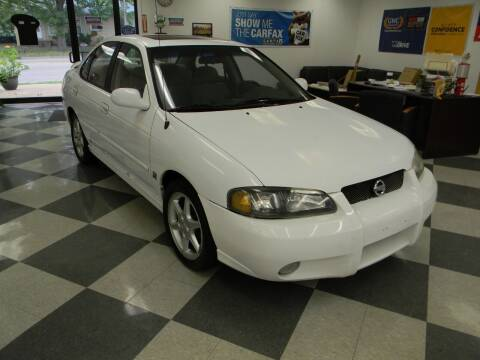 2003 Nissan Sentra for sale at Lindenwood Auto Center in Saint Louis MO
