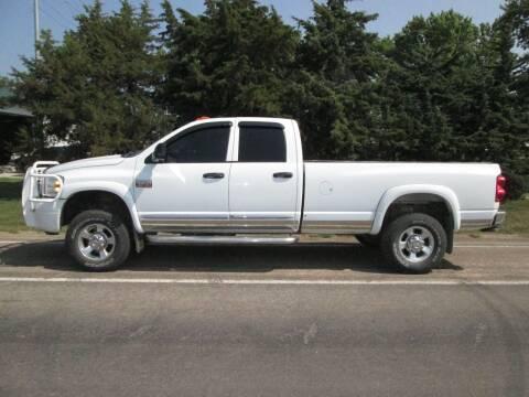 2009 Dodge Ram Pickup 3500 for sale at Joe's Motor Company in Hazard NE