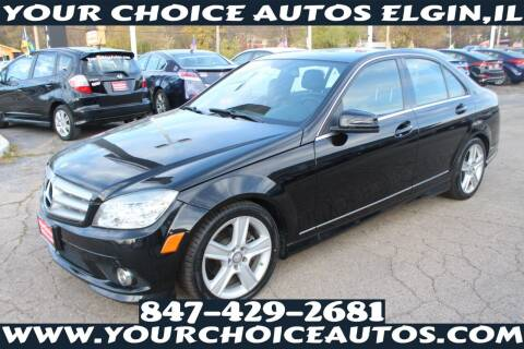 2010 Mercedes-Benz C-Class for sale at Your Choice Autos - Elgin in Elgin IL