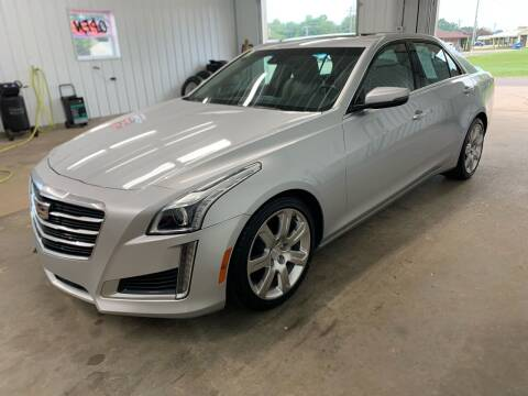 2016 Cadillac CTS for sale at Bennett Motors, Inc. in Mayfield KY