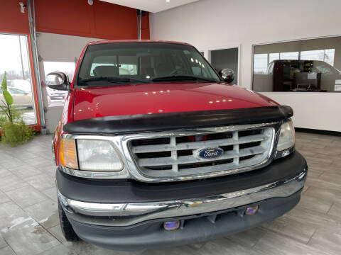 2001 Ford F-150 for sale at Evolution Autos in Whiteland IN