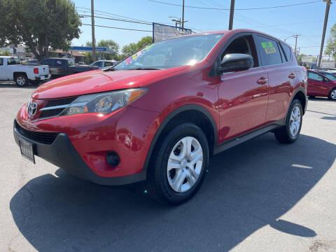 2014 Toyota RAV4 for sale at 5 Star Auto Sales in Modesto CA
