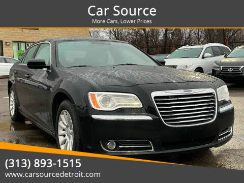 2013 Chrysler 300 for sale at Car Source in Detroit MI