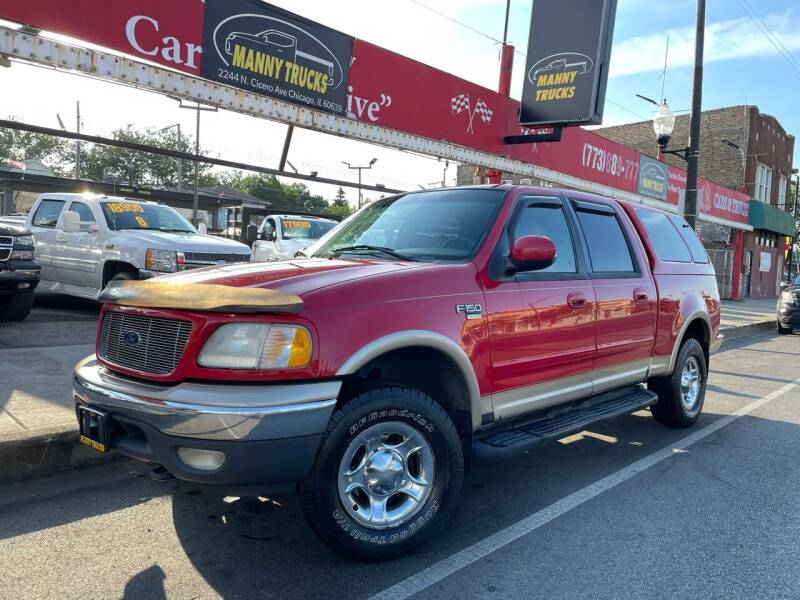 2001 Ford F-150 for sale at Manny Trucks in Chicago IL