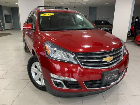 2013 Chevrolet Traverse for sale at Auto Mall of Springfield in Springfield IL