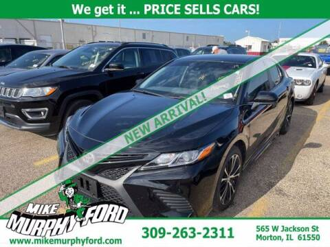2019 Toyota Camry for sale at Mike Murphy Ford in Morton IL