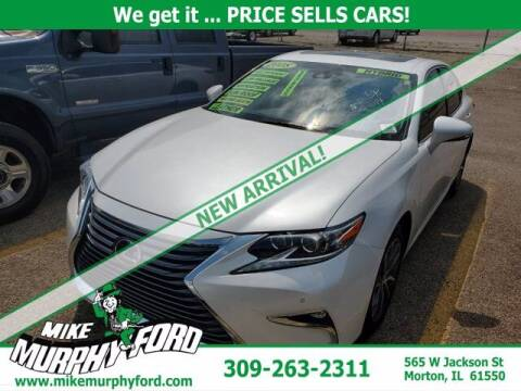 2018 Lexus ES 300h for sale at Mike Murphy Ford in Morton IL