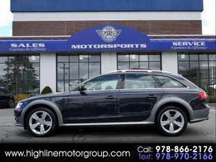 2014 Audi Allroad for sale at Highline Group Motorsports in Lowell MA