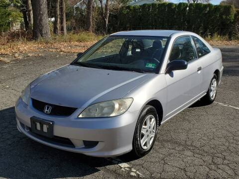 2005 Honda Civic for sale at Innovative Auto Group in Little Ferry NJ