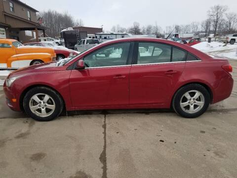 2011 Chevrolet Cruze for sale at J.R.'s Truck & Auto Sales, Inc. in Butler PA