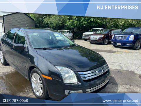2009 Ford Fusion for sale at NJ Enterprises in Indianapolis IN