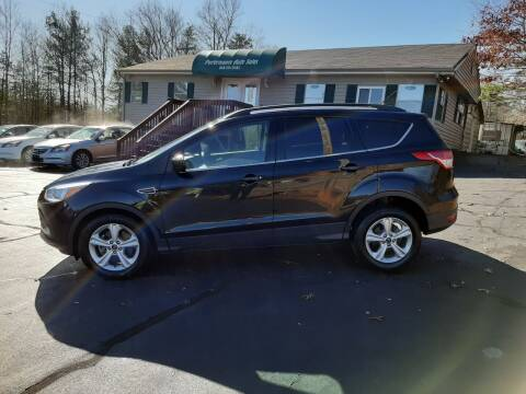 2015 Ford Escape for sale at Performance Auto Sales in Hickory NC