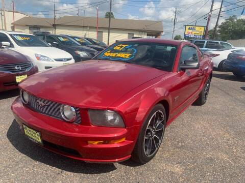 2006 Ford Mustang for sale at Abel Motors, Inc. in Conroe TX