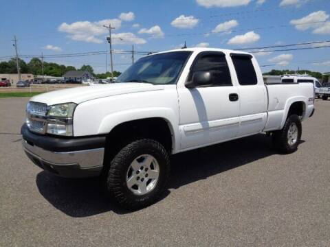 2004 Chevrolet Silverado 1500 for sale at Tri-State Motors in Southaven MS