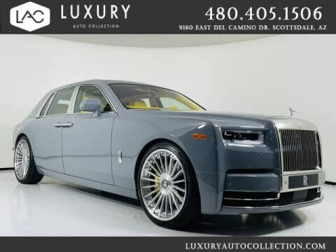 2018 Rolls-Royce Phantom for sale at Luxury Auto Collection in Scottsdale AZ
