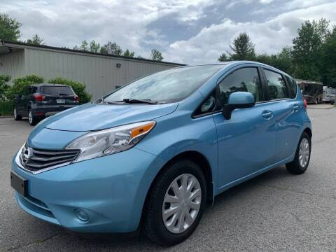 2014 Nissan Versa Note for sale at Pelham Auto Group in Pelham NH