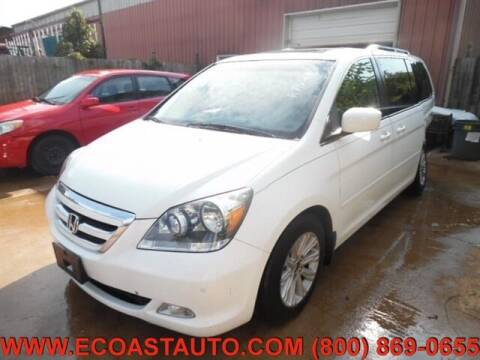2006 Honda Odyssey for sale at East Coast Auto Source Inc. in Bedford VA