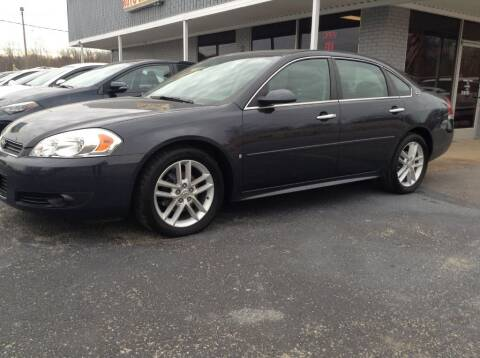 2009 Chevrolet Impala for sale at Darryl's Trenton Auto Sales in Trenton TN