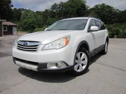 2011 Subaru Outback for sale at Atlanta Luxury Motors Inc. in Buford GA