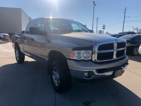 2004 Dodge Ram Pickup 2500 for sale at Zacatecas Motors Corp in Des Moines IA
