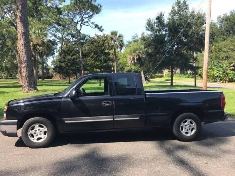 2004 Chevrolet Silverado 1500 for sale at Import Auto Brokers Inc in Jacksonville FL