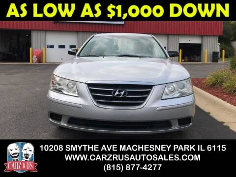 2009 Hyundai Sonata for sale at Carz R Us in Machesney Park IL