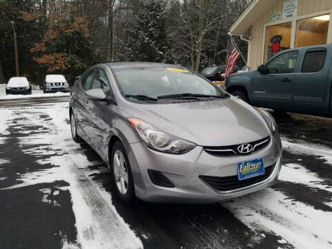 2011 Hyundai Elantra for sale at Fairway Auto Sales in Rochester NH