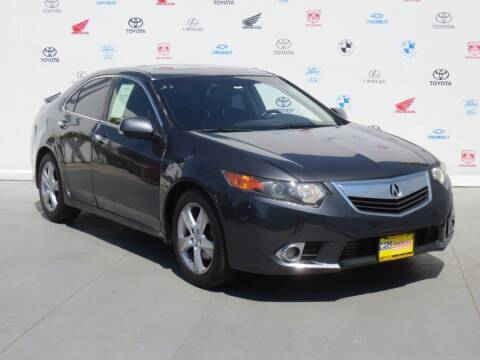 2014 Acura TSX for sale at Cars Unlimited of Santa Ana in Santa Ana CA