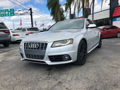 2010 Audi S4 for sale at Gtr Motors in Fort Lauderdale FL