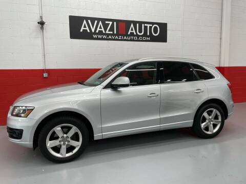 2010 Audi Q5 for sale at AVAZI AUTO GROUP LLC in Gaithersburg MD