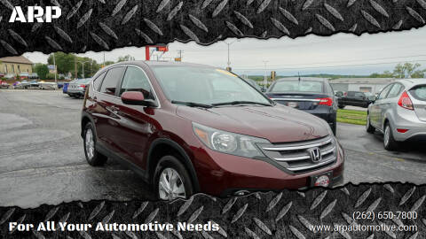 2014 Honda CR-V for sale at ARP in Waukesha WI