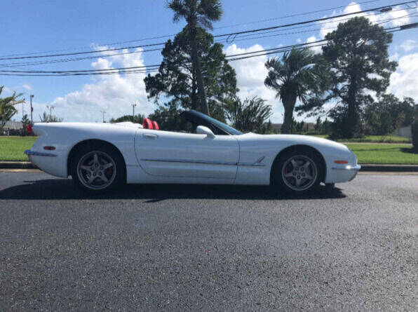 2004 Chevrolet Corvette for sale at Bayou Classics and Customs in Parks LA