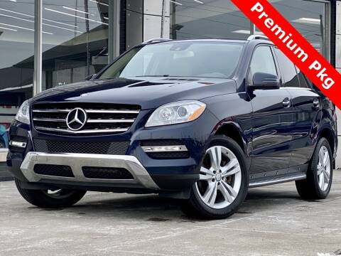 2015 Mercedes-Benz M-Class for sale at Carmel Motors in Indianapolis IN