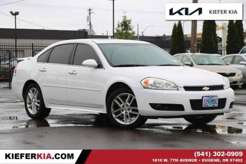 2014 Chevrolet Impala Limited for sale at Kiefer Kia in Eugene OR