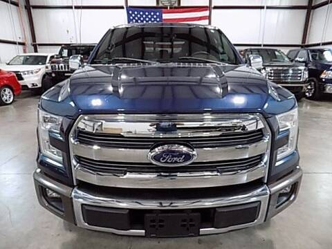 2016 Ford F-150 for sale at Texas Motor Sport in Houston TX