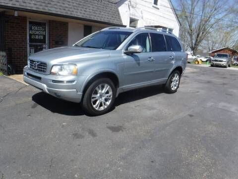 2013 Volvo XC90 for sale at Rob Co Automotive LLC in Springfield TN