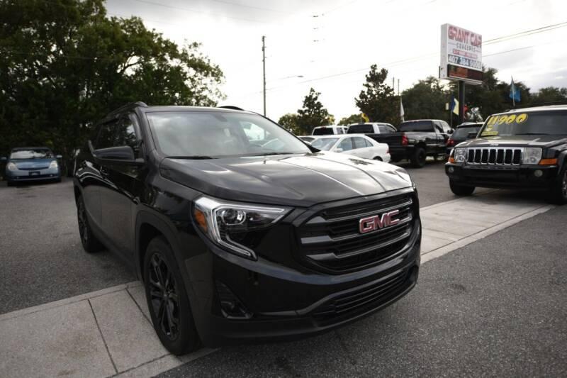 2019 GMC Terrain for sale at Grant Car Concepts in Orlando FL