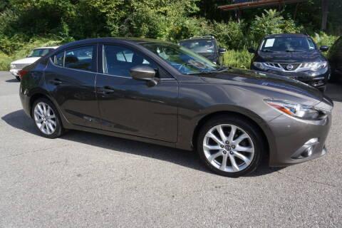 2015 Mazda MAZDA3 for sale at Bloom Auto in Ledgewood NJ