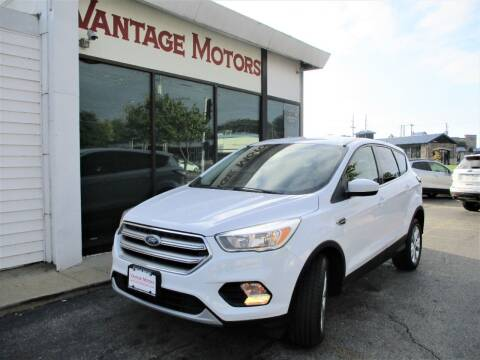 2017 Ford Escape for sale at Vantage Motors LLC in Raytown MO