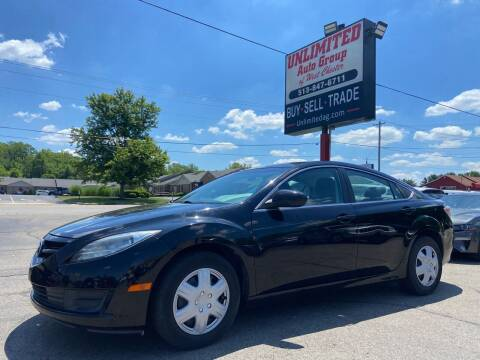 2013 Mazda MAZDA6 for sale at Unlimited Auto Group in West Chester OH